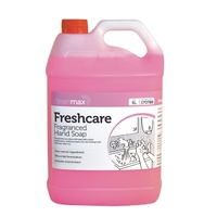 5L Freshcare Fraganced Pink Liquid Hand Soap Wash